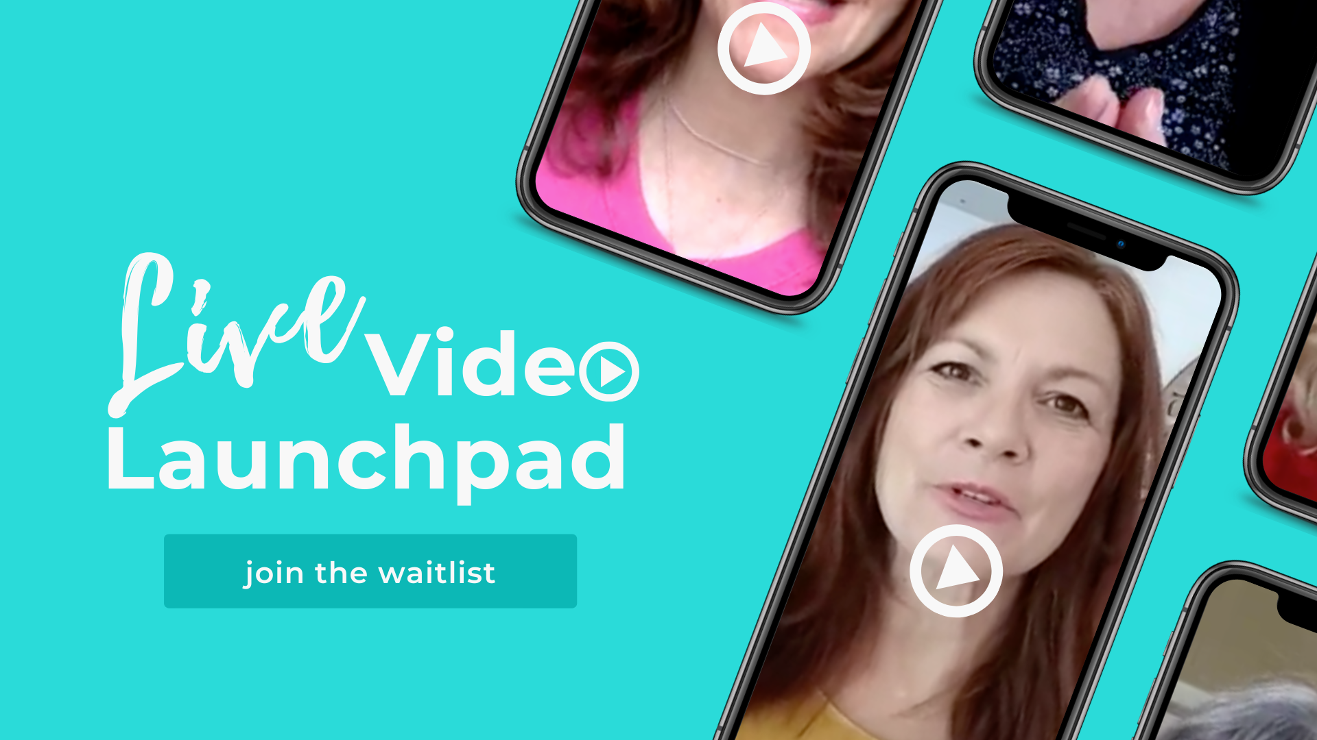 Live-Video-Launchpad